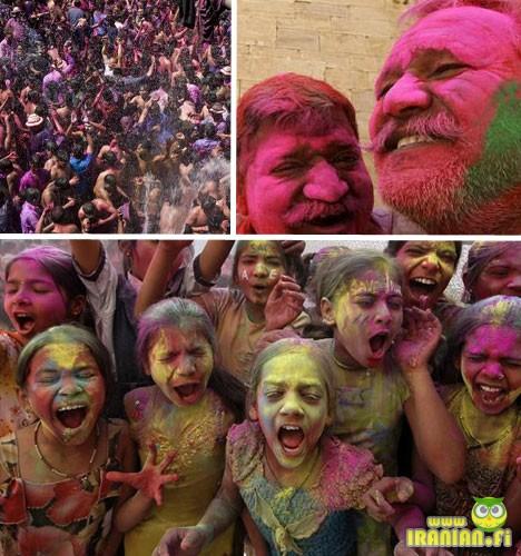 بزرگترین جشنهای دنیا - Bitrin.com
